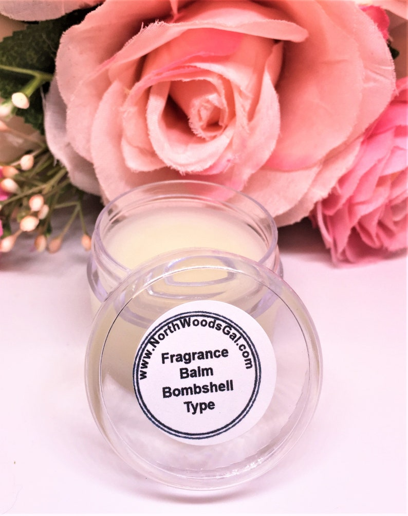 Bombshell Type or choose a scent Solid Fragrance Balm image 0