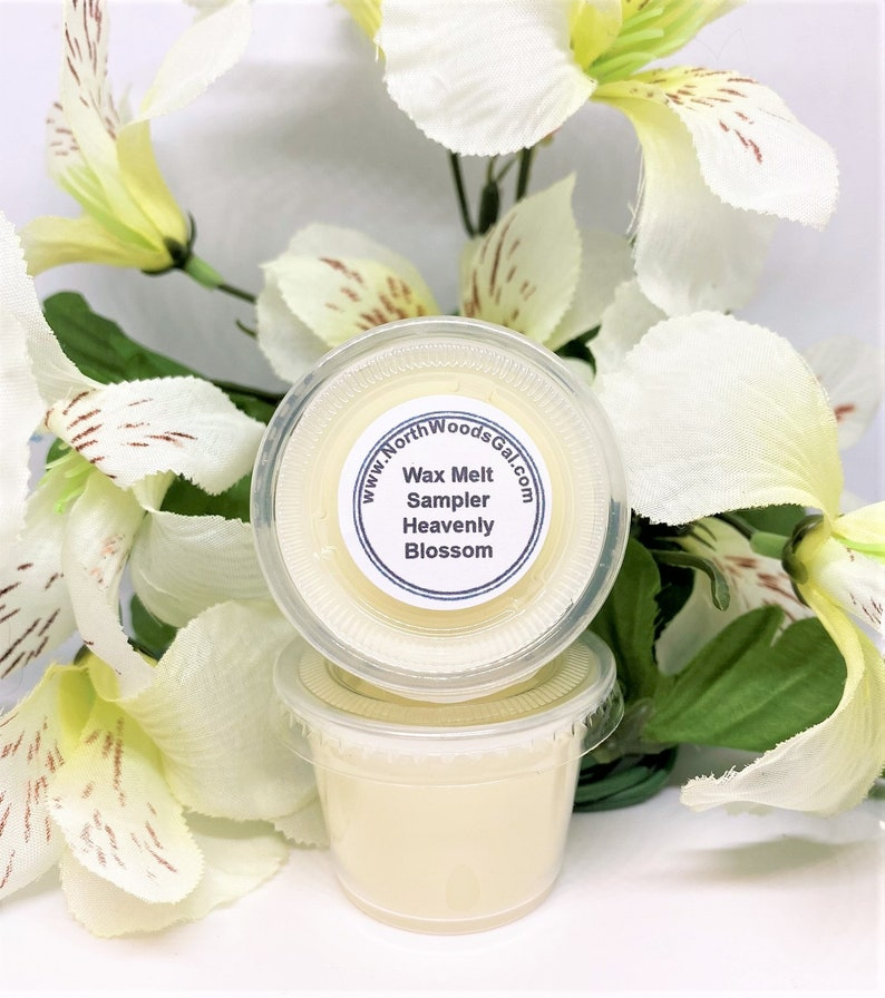 Wax Melts Heavenly Blossom or Choose a Scent Strongly image 0