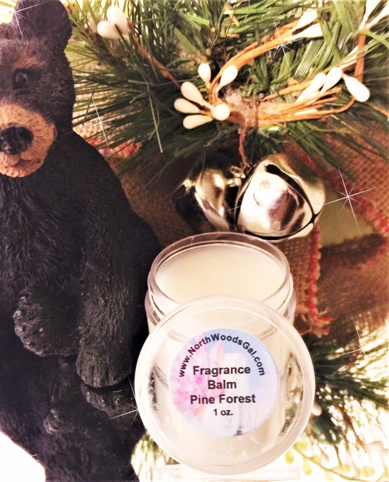 Pine Forest or choose scent Spray Fragrance Perfume Solid image 0