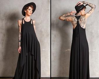 8fc75c8e9227 Kaftan Dress, Plus Size Maxi Dress, Abaya Dress, Plus Size Tunic Dress,  Open Back Dress, Oversize Tunic, Boho Maxi Dress, Kaftan Maxi Dress