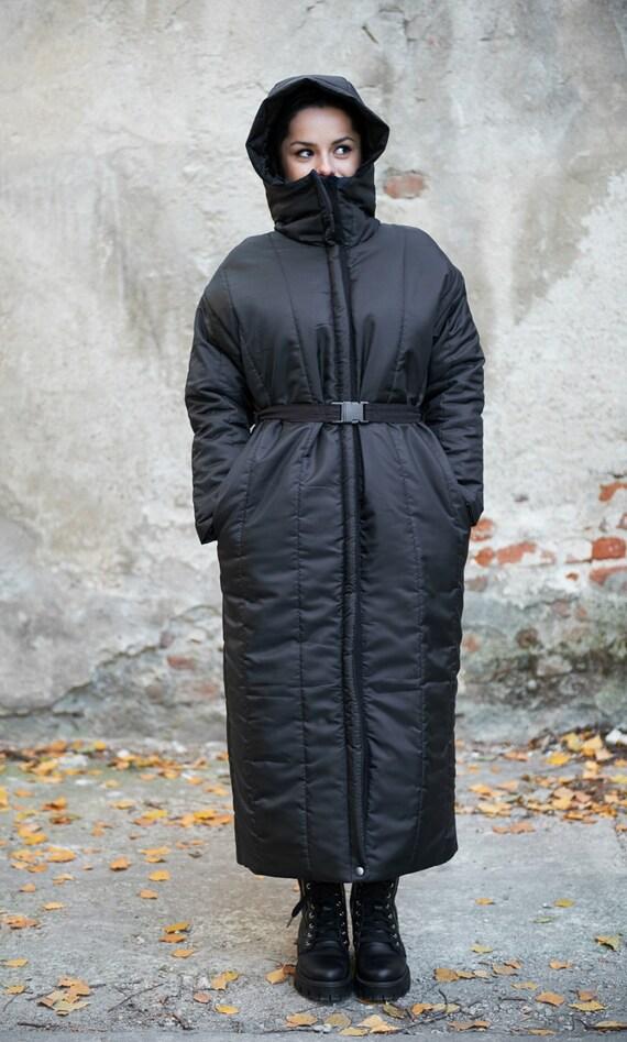 Kapuze, Mantel, Maxi Jacke Mantel, Mode Mantel, lange Maxi Mantel, übergroßen Mantel, Trenchcoat, Mantel, Plus Größe Wintermantel, warmen Mantel