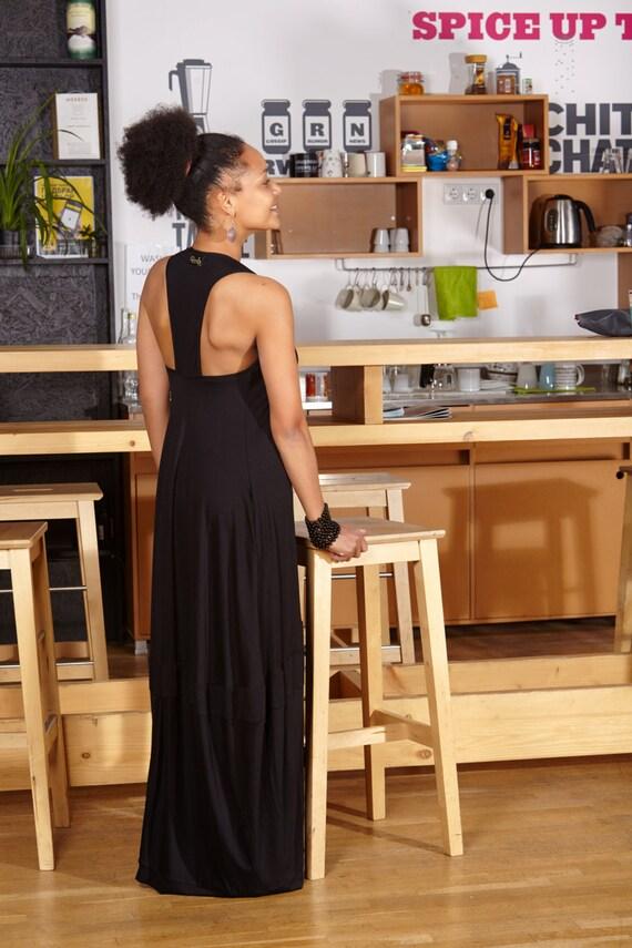 Size Plus Dress Black Size Asymmetrical Maxi Oversized Sexy Summer Summer Dress Plus Size Maxi Tunic Clothing Dress Dress Dress Plus 1EwqEBT