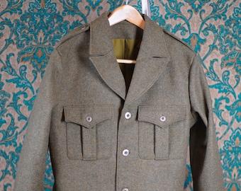 Custom Ike Jackets, You Choose the Fabric and Details