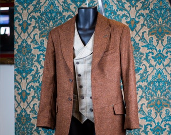 Old West Frock Coats, Pants and Vest---Custom Made