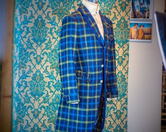Morning Suits, Frock Coats, Victorian meets Mid-Century