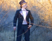 Men's Vintage Style Suits, Classic Suits Bespoke Suits with Tailcoats and Morning Coats $1,975.00 AT vintagedancer.com