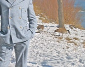 Victorian Mens Suits & Coats Silk Reefer Suit $1,845.00 AT vintagedancer.com
