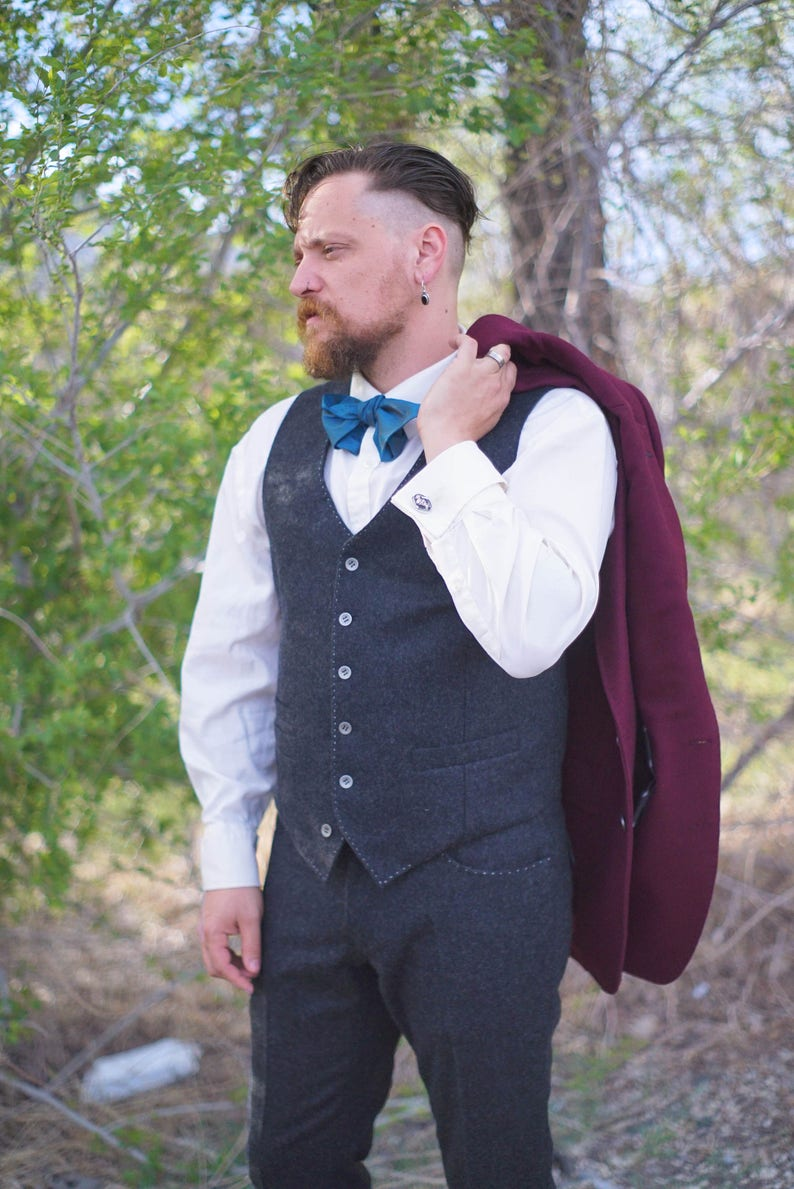 Retro Vintage Cut Suits