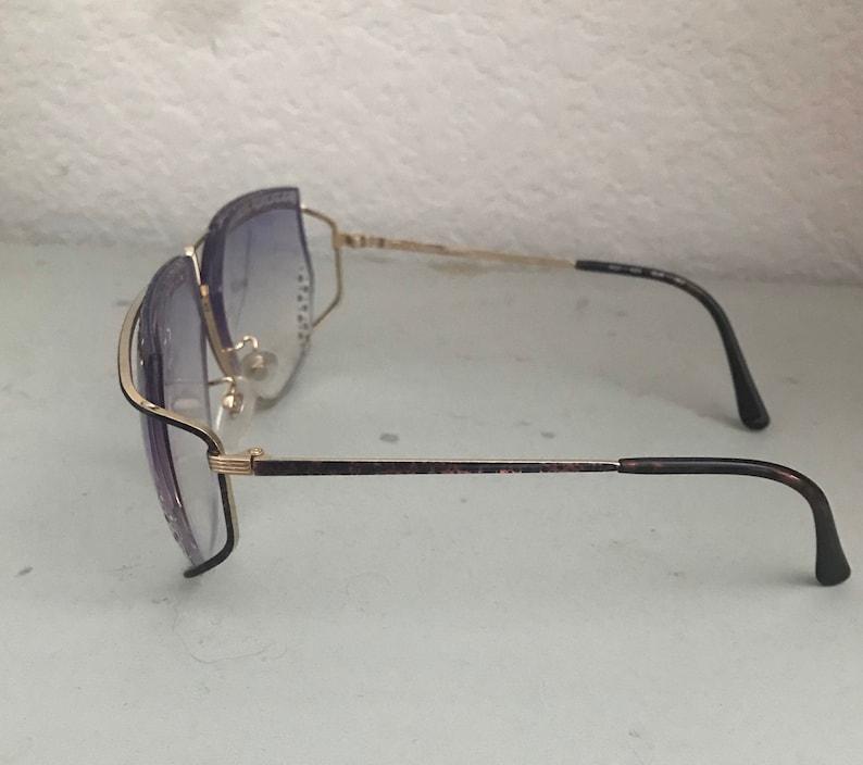 Vintage Tura Eyeframes Mod-425 Rhinestones VHTF