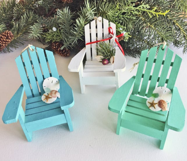 image 0 - Decorating Adirondack Chairs For Christmas