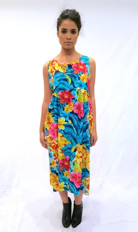 The Flower Power Dress