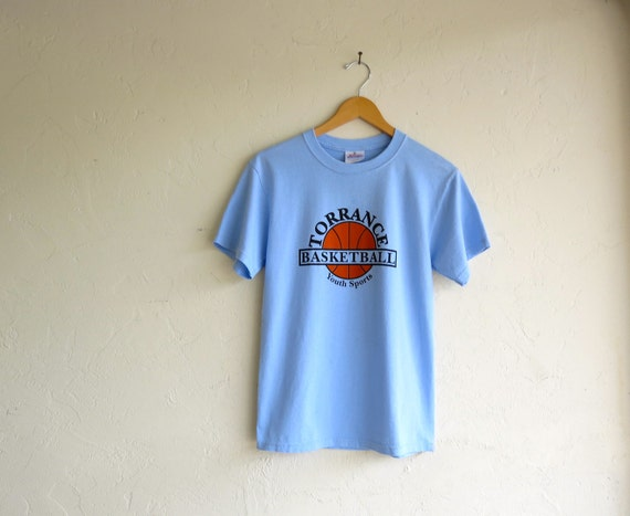 Vintage Sports Jersey TShirt