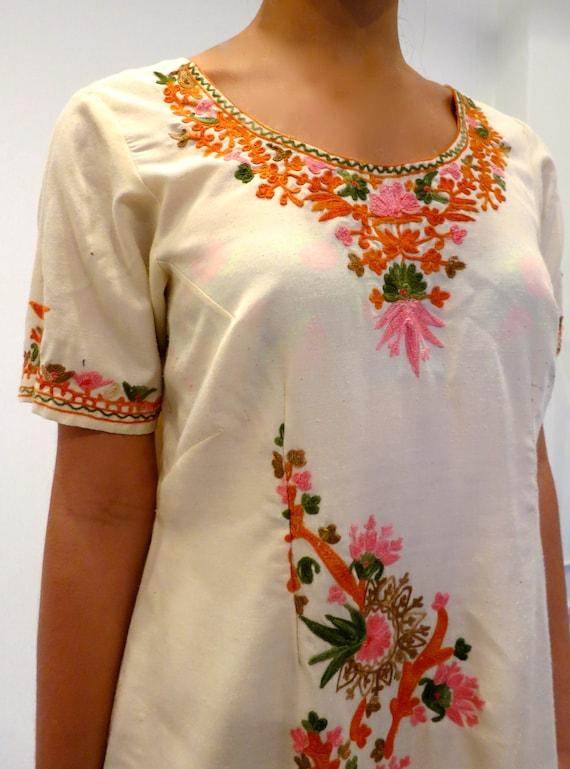 The Ethnic Tunic Dress