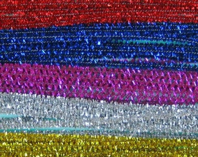 Colorful Chenille Stick