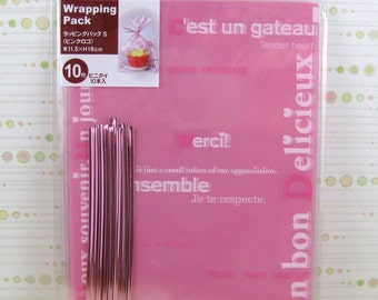 Delicieux Pink Gift Bags