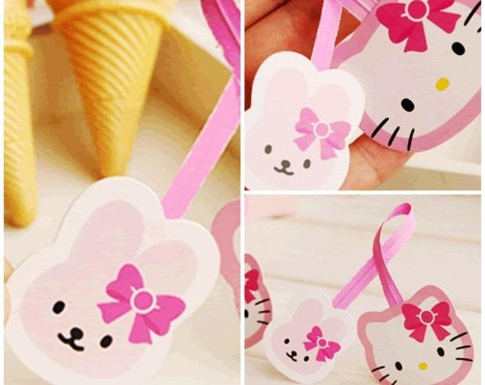 Hello Kitty Twist Ties
