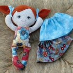 Rag doll Calico ready to ship