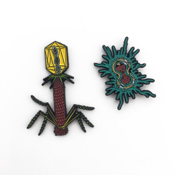 Science Pin Set