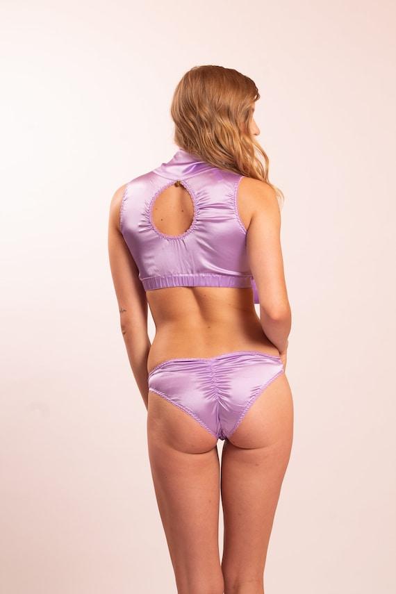 Slik Panties Pic