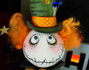 Extra large Mad hatter doll