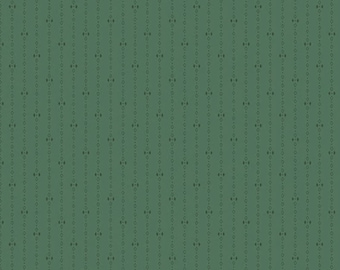 Forest Green Diamond Stripe for Andover Fabrics - A-9744-G - sold by the half yard