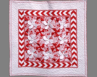 Red Riding Hood Quilt Pattern