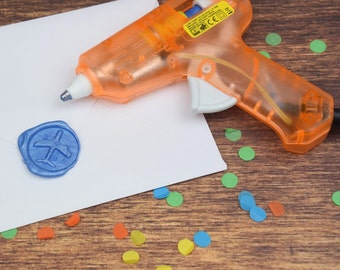 Sealing Wax Gun for use with wax sticks - cool melt gun - wax gun - glue gun wax