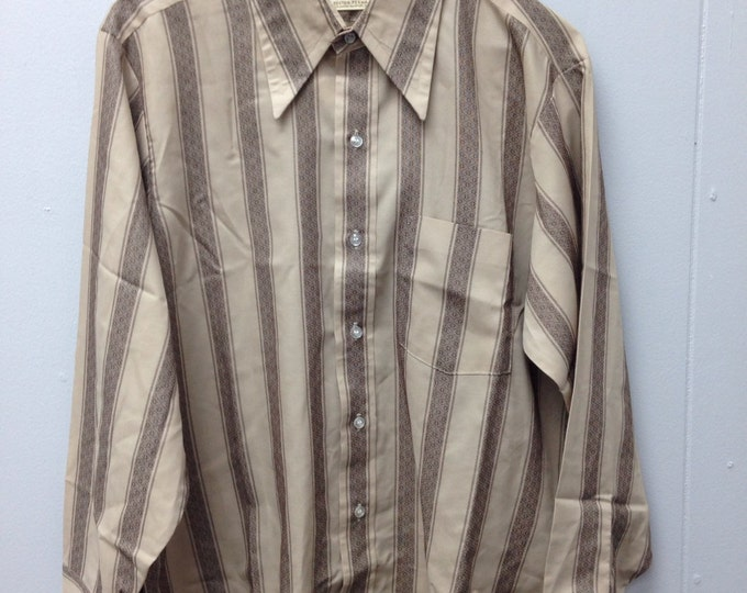 1960s Kent Collection by Arrow. Long sleeves