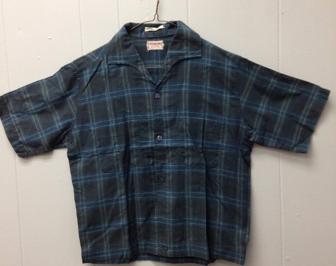 1950s McGregor Shirt Jac short sleeve shirt