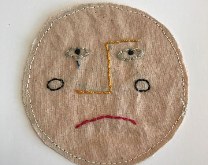 Crying Moon Patch