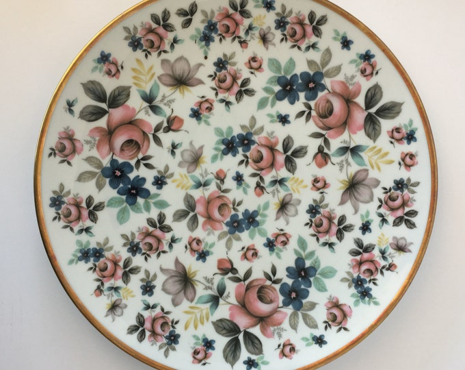 JWK Porcelain Plate
