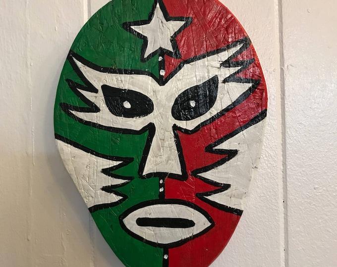 Luchador Mask #2