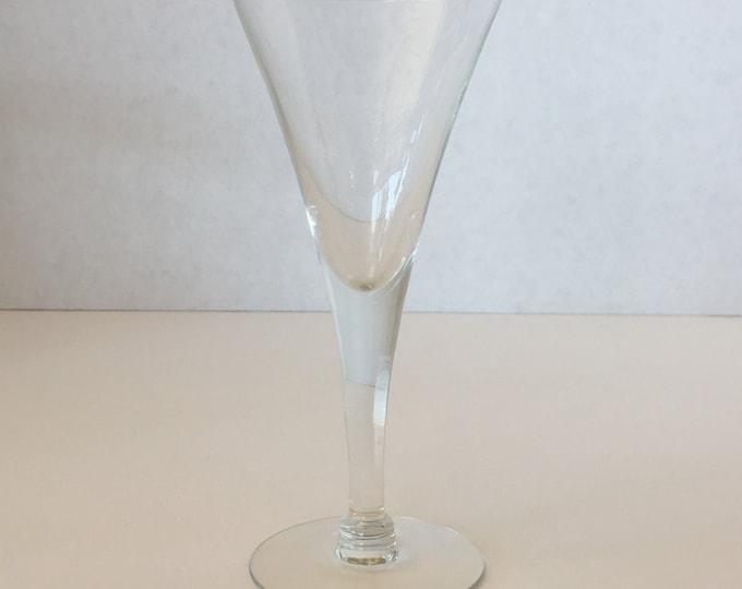 1960's Cocktail Matini Glasses