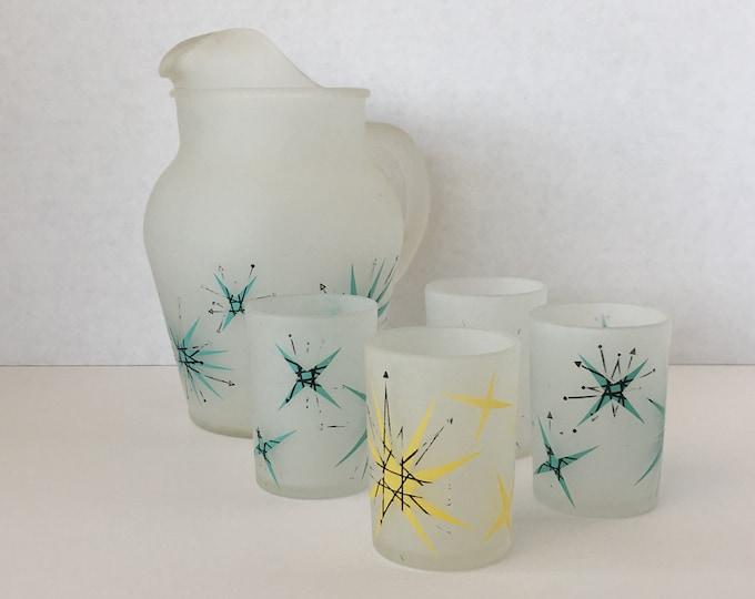 Gay Fao Starburst Glass Set