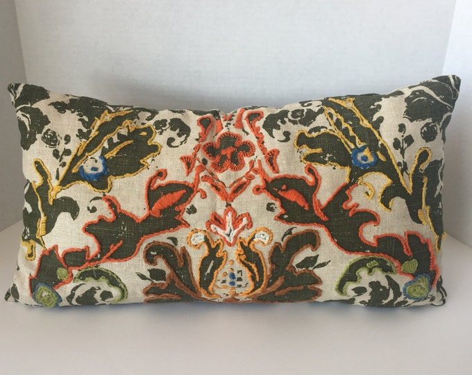 1960's Hand Stiched Pillow