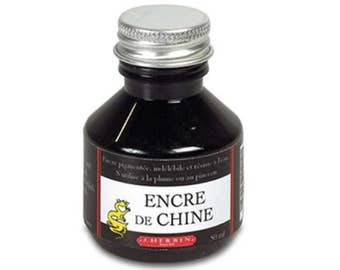 J. Herbin India Ink - 50ml Bottle