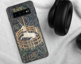 Unicorn Tapestry Samsung Phone Case