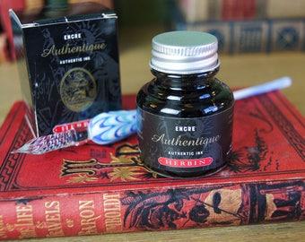 Calligraphy Ink - J. Herbin Authentic Ink Black