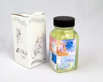 Noodler's Blue Ghost Fountain Pen Ink - 3 oz Bottle