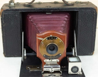 Kodak No 3 Folding Brownie Camera Model A - 1905 Antique