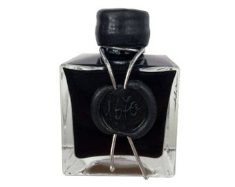 J. Herbin 1670 Dip & Fountain Pen Ink Bottle - Stormy Grey