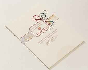 Sennelier Calligraphy Pad - 60lb