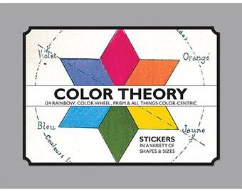 Color Theory Sticker Box