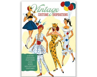 Vintage Costumes Inspirations Book