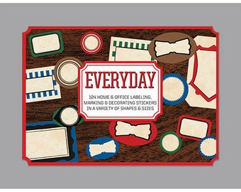 Everyday Labels - Sticker Set