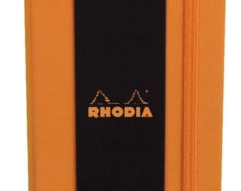 Rhodia Webnotebook - Blank A5 - Orange
