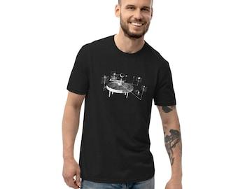 Planetarium Unisex recycled t-shirt