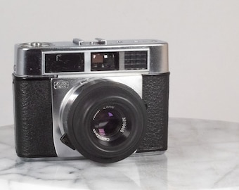 Zeiss Ikon Symbolica - 35mm Film Vintage Camera with Case