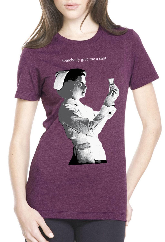 Nurse Shirt Nurse Tshirts Nurse Gift Womens Tshirt Etsy