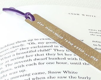 45fafc782b88a Personalised Sterling Silver Bookmark -book lover gift-christening gift-gift  for grandad-gift for mum-new baby gift-gift for dad-uk